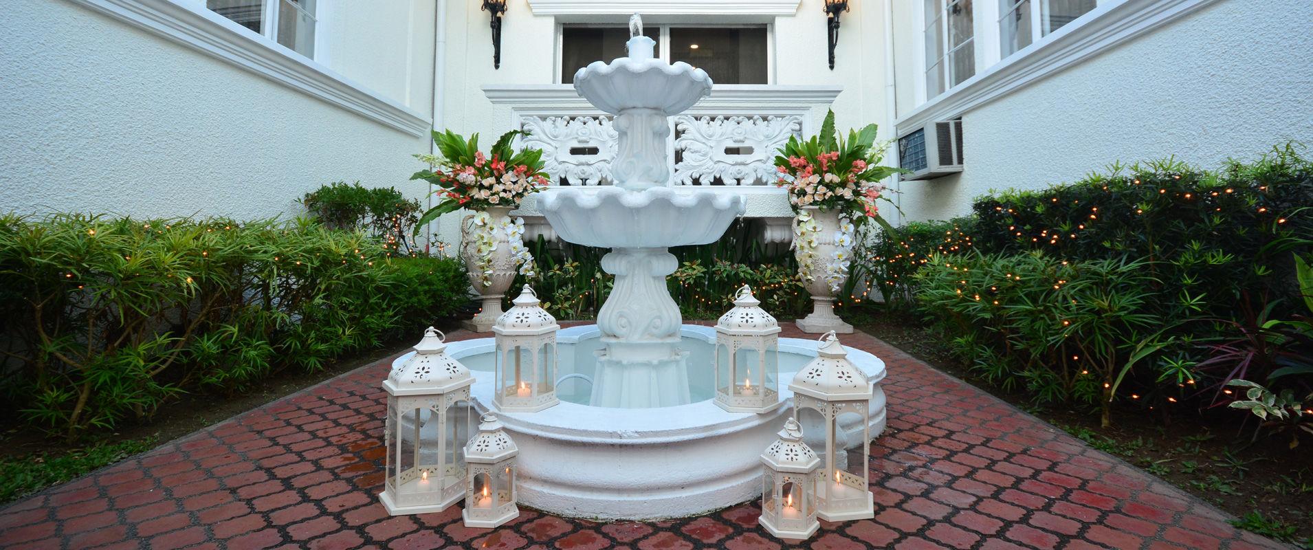 Party Venue in Quezon City | Events Place | Wedding Reception in Metro Manila  - Felicidad Mansion