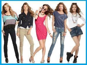 Franquicias de ropa joven – Complaciendo a padres e hijos