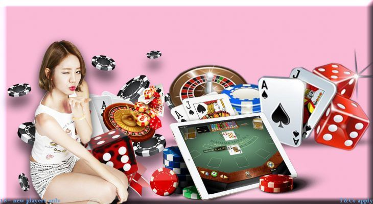 Online Casino Games and Slot Machine Online Games
