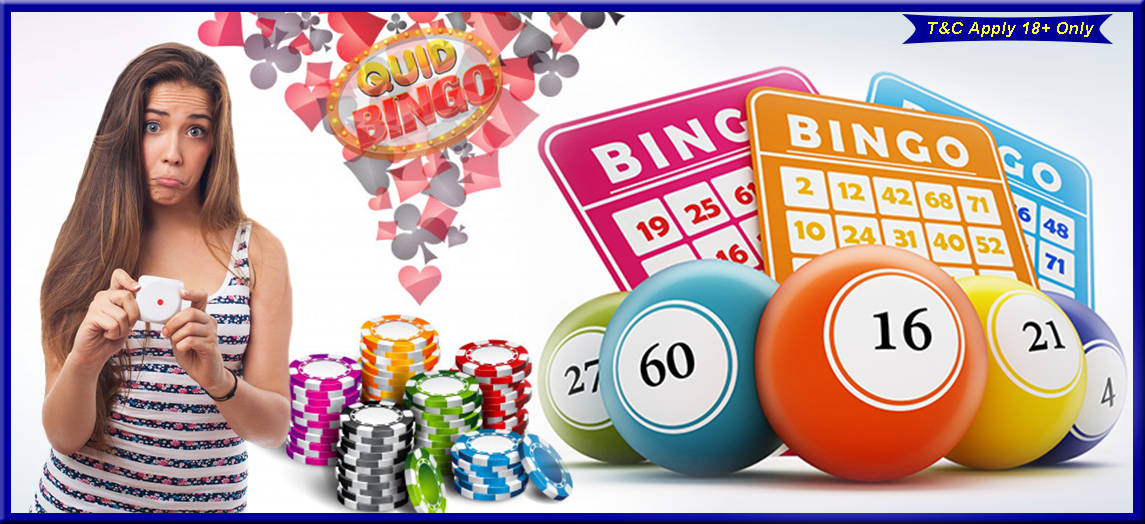 Delicious Slots: Start playing free bingo no deposit with Quid Bingo, today