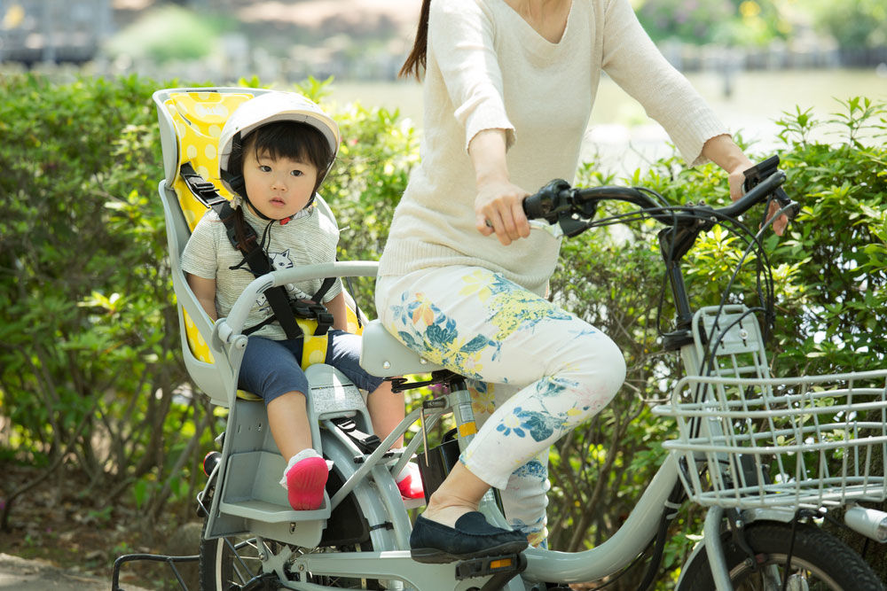 Front vs. Rear Mounted Child Bike Seat - What's Better?