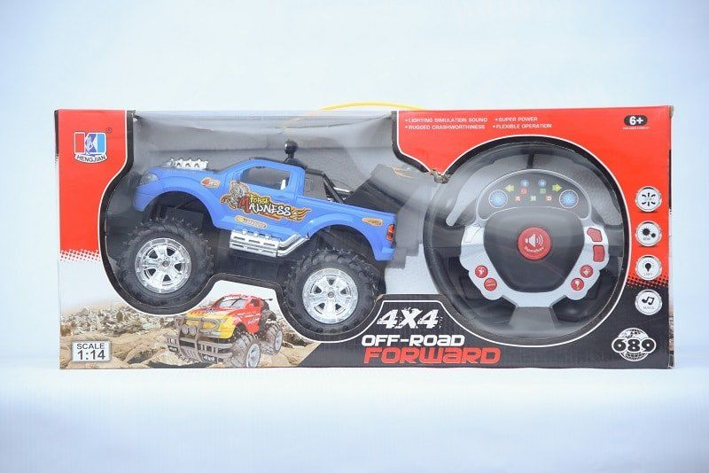 Jeep Racer Toys
