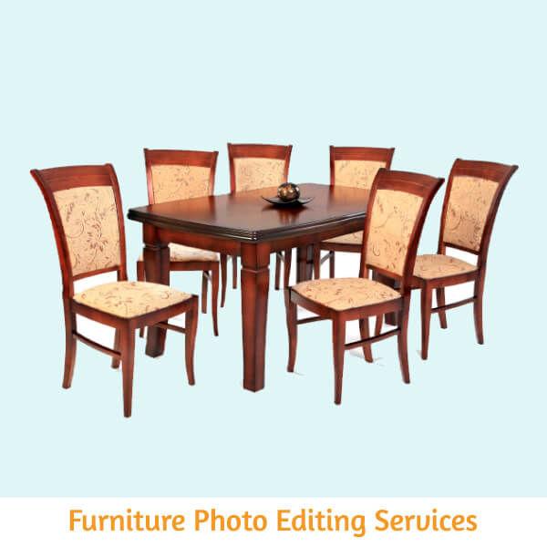 Furniture Photo Editing Services | Furniture Image Editing