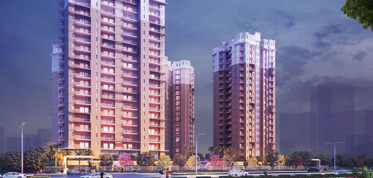 Aaradhyam Golf Homes residential apartments in Noida