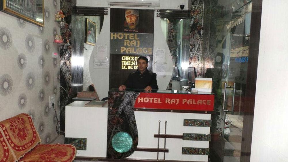 Hotel in Ajmer near Dargah Sharif, Best Hotel in Ajmer near Railway Station - RAJ PALACE AJMER