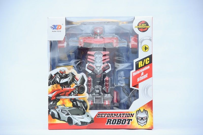 Robotic Car Toys Collection For Kids