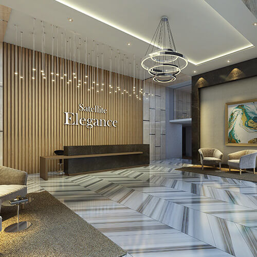 Satellite Elegance in Goregaon East, Mumbai | Luxury Apartments | Price List | Brochure