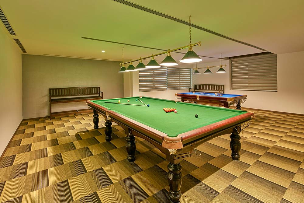 Sports Facilities You can Avail at Signature Resort Bangalore by Signatureclub Resorts