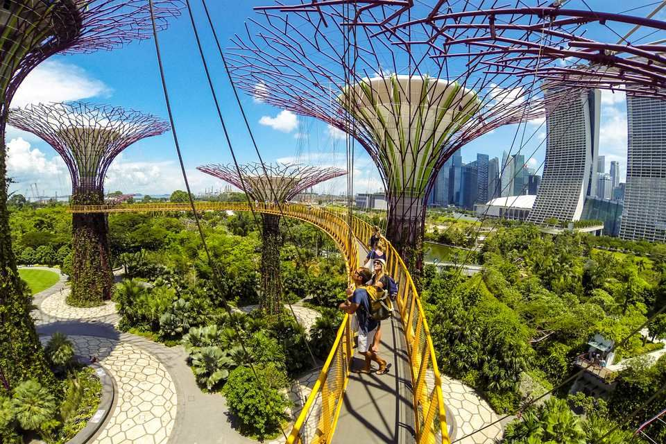 singapore bay of garden trip by visiit