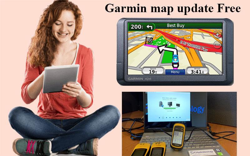 Garmin Express Update & download | Garmin Nuvi map update