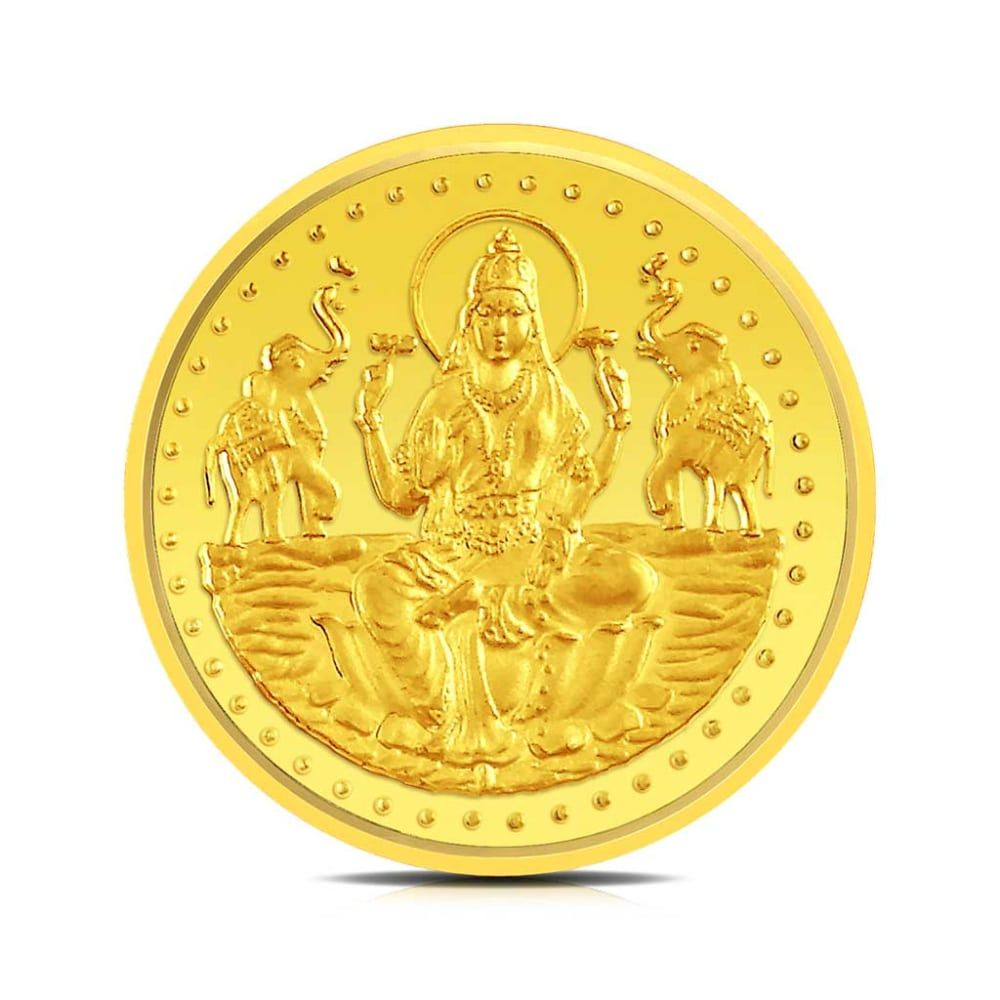 Buy Lakshmi Gold Coins Designs Online Starting at Rs.7078 - Rockrush India