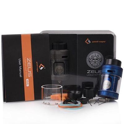 Geek Vape Zeus RTA 25mm | Vape RTAs - Wholesale Vapor Supplies | USA Vape Distributor
