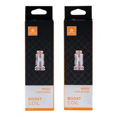 Geekvape Aegis Boost Replacement Coil / 5pcs - Wholesale Vapor Supplies | USA Vape Distributor