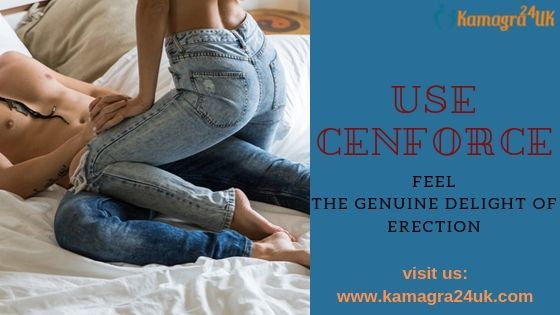 Want to Enjoy Genuine Delight of Erection? use Cenforce