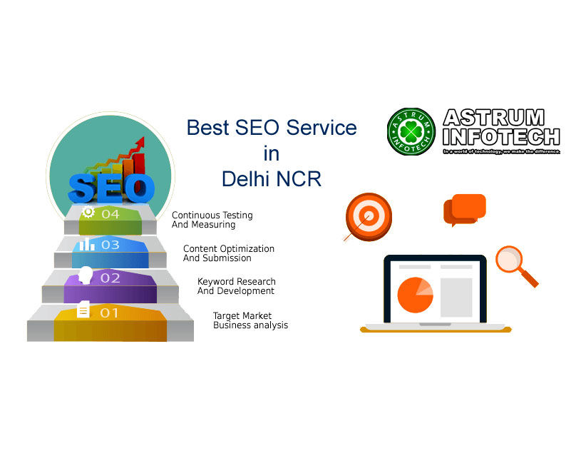 Get Best SEO Services in Delhi, India for Website Promotions – Astrum InfoTech