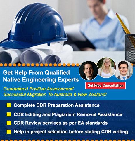 CDR Report Australia   CDR Writing Help   RPL for ACS, KA02, IPENZ   CDR Writers