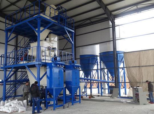 Planta De Mortero Seco -- AIMIX Grupo Profesional Fabricante