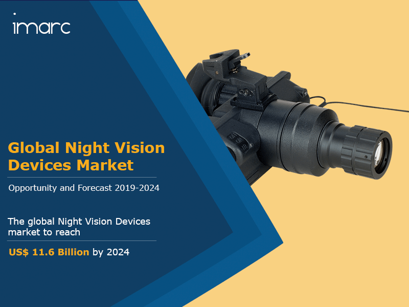 Night Vision Devices Market Share, Size, Report and Forecast 2019-2024