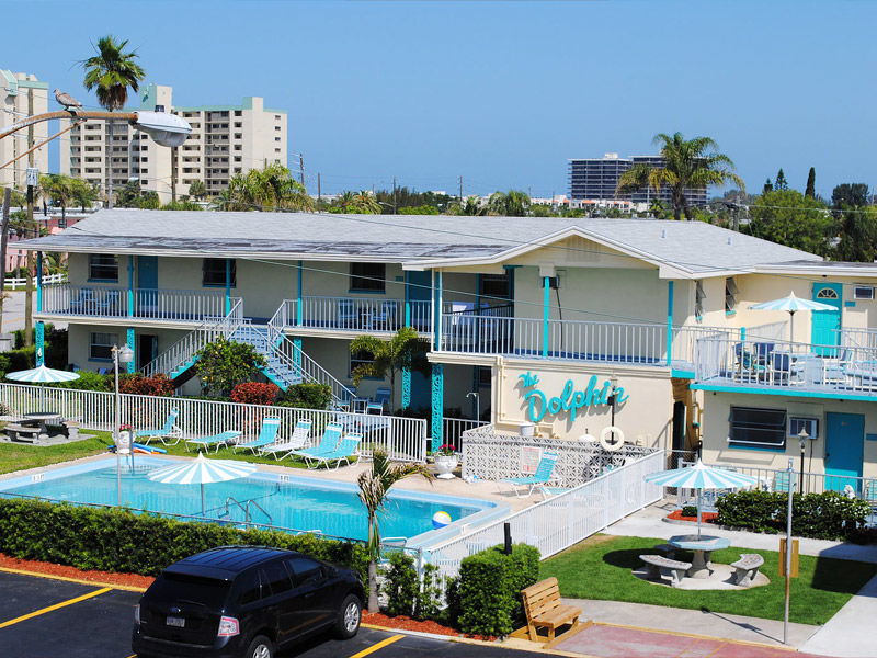 Family Vacation Rentals St Petersberg FI - St Pete Beach Suites Hotel