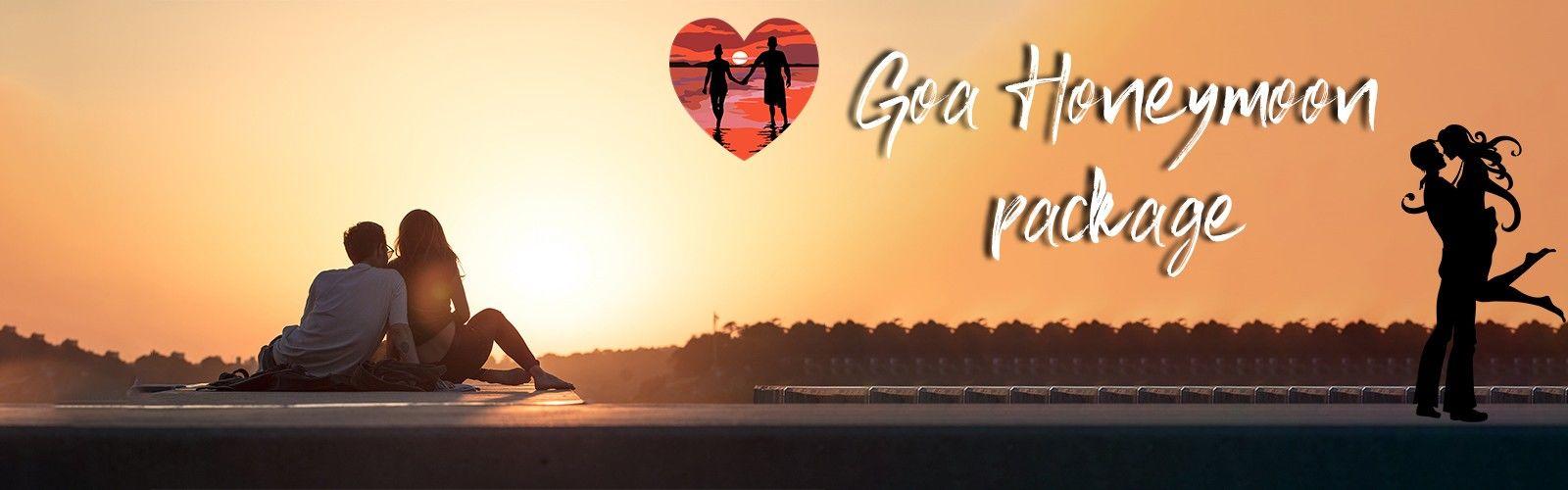 Romantic Goa Honeymoon Packages | Madan Travels