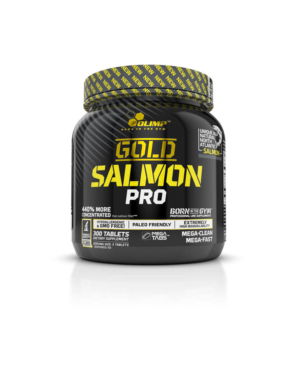 Supplements Olimp Labs CANADA USA Salmon Pro Salmon Protein