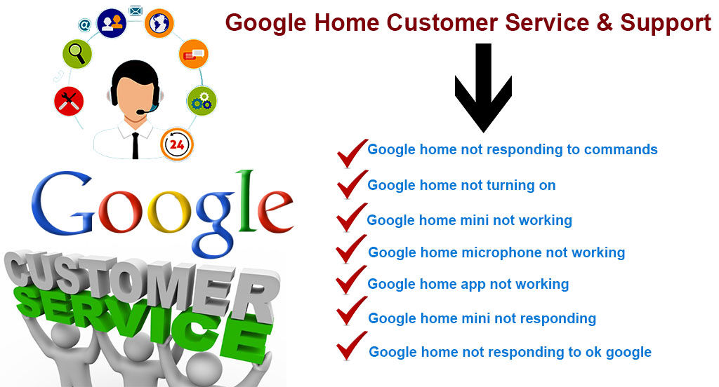 Best 2018 Google Home Customer Support (800) 230-0999 Guide