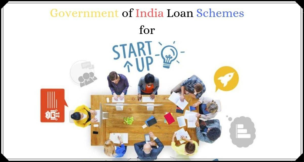 Government Loan Schemes for Startups