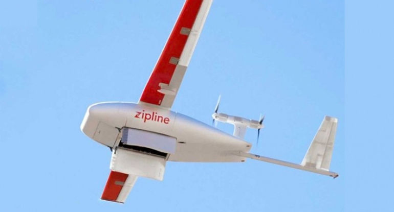 Govt of Maharashtra partners with Zipline for medicine deliveries using drones