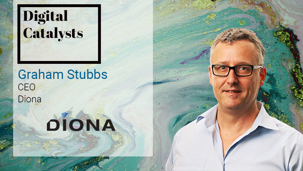 Interview with Graham Stubbs, CEO at Diona   The Digital Enterprise