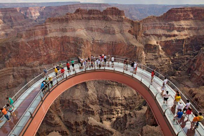 Las Vegas Grand Canyon Bus Tour Packages With Discounts
