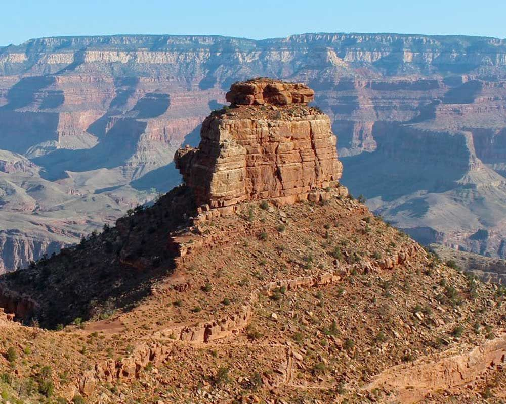 Deluxe Tour From Las Vegas To South Rim With All Facilities