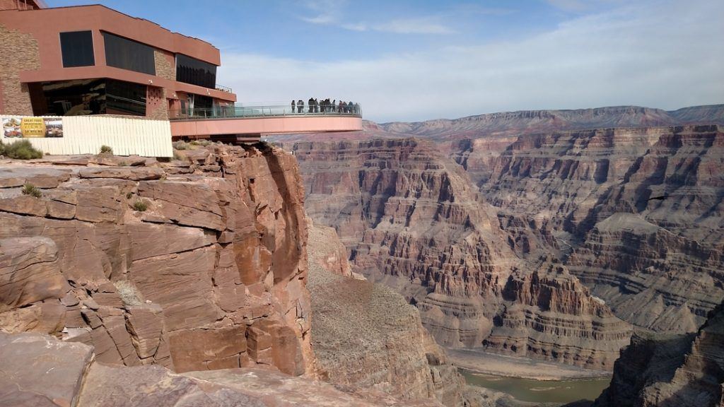 Luxurious Tour From Las Vegas To Grand Canyon West Rim