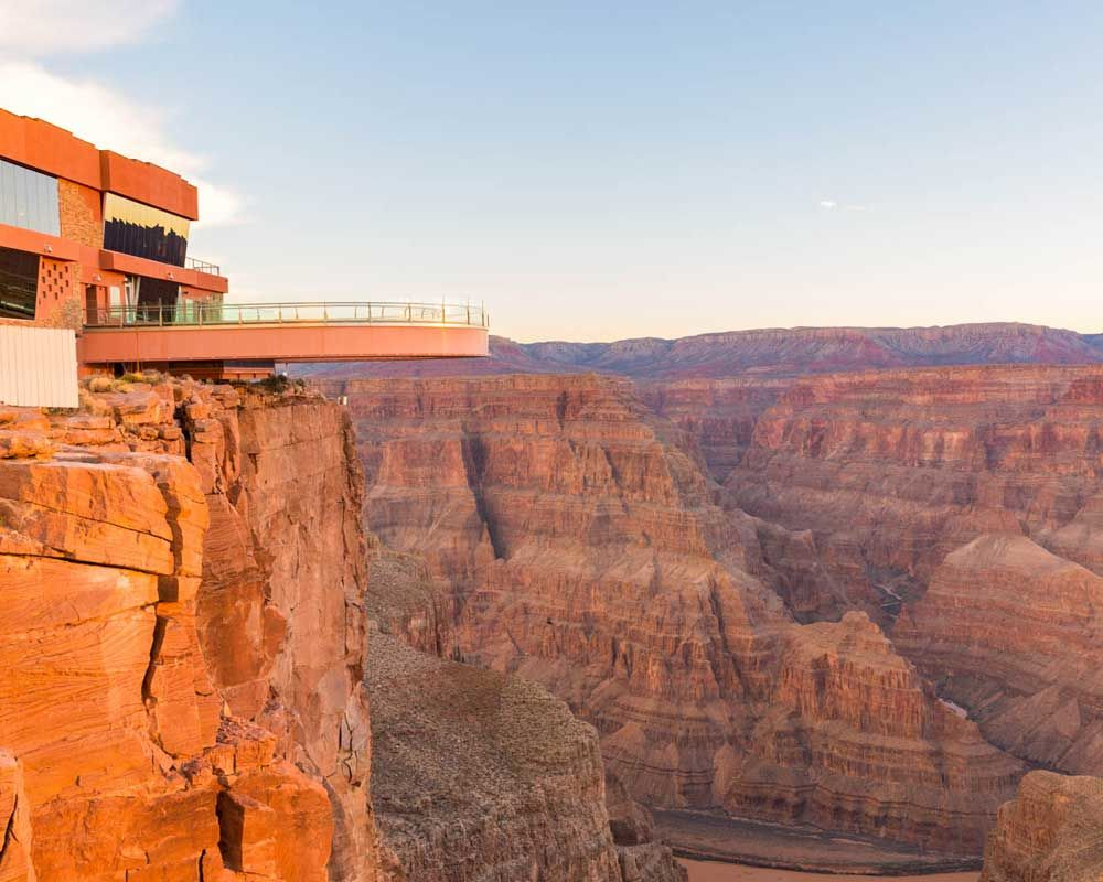 Grand Canyon West Rim Adventurous Tour With Skywalk