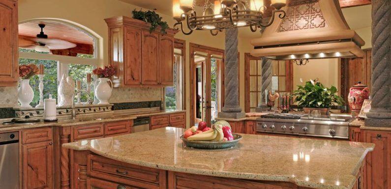 5 Tips on Choosing a Kitchen Granite Worktops
