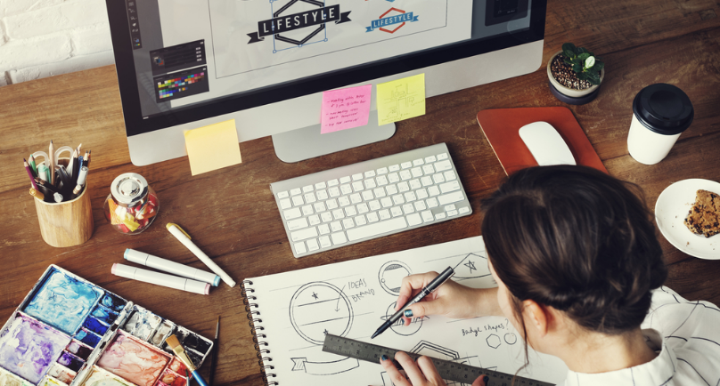 Role of Graphic Designing in the Digital Marketing Industry