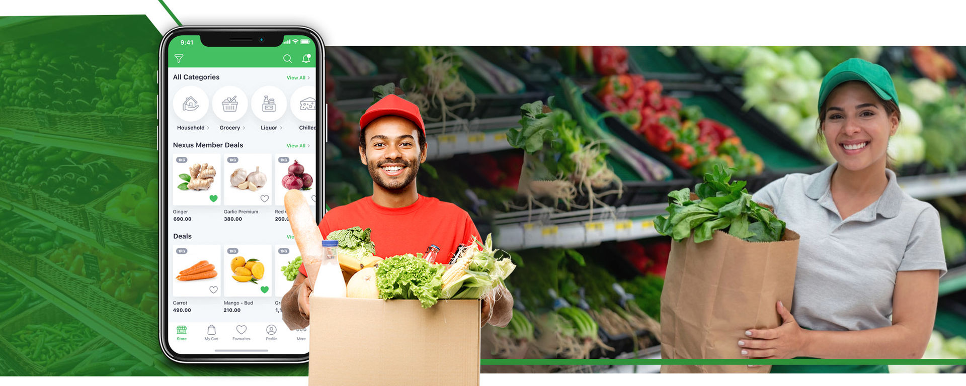 Grocery delivery apps are helping people in this quarantine season: Here's how you can develop one