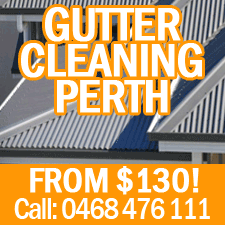 Gutter Cleaners Perth: Quality Gutter Cleaning Services at Best prices |
