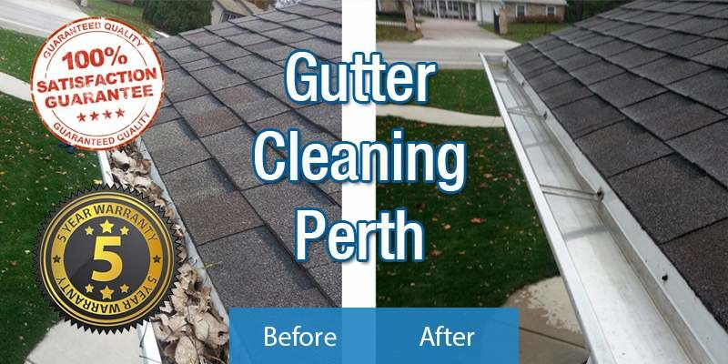 Gutters Perth: Cheap Cleaning, Repairs & Replacement Service Near You