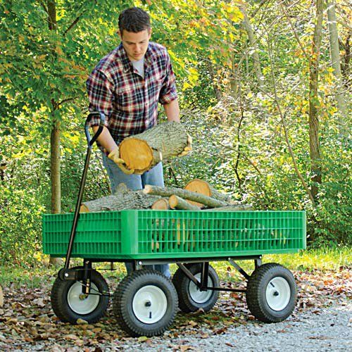 5 Hard-Working Garden Carts That Get the Job Done