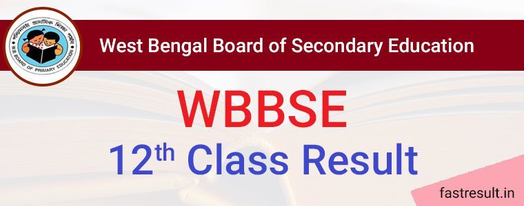 West Bengal 12th Result 2019 | West Bengal HS Result 2019 @Fastresult