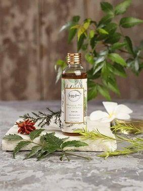 buy best kuality bhingraj and shikakai hair oil online at fizzyfern
