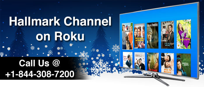 Hallmark Channel on Roku