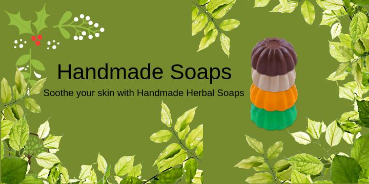 Best Ayurvedic and Natural Handmade Herbal Soaps