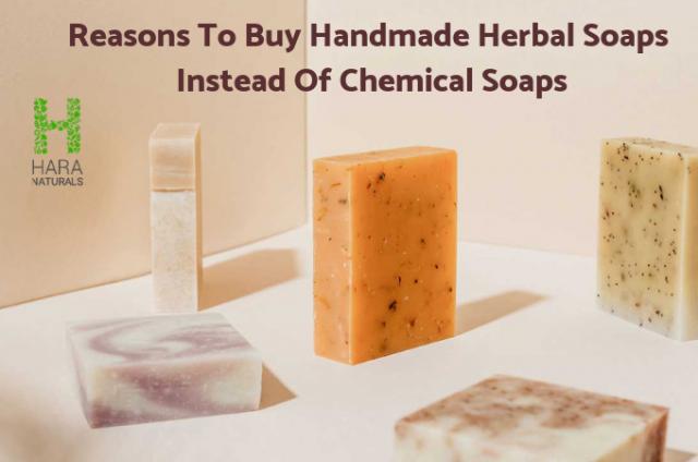 Handmade Herbal Soaps