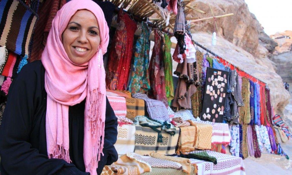 """Happy Hour"" in Petra, Jordan"