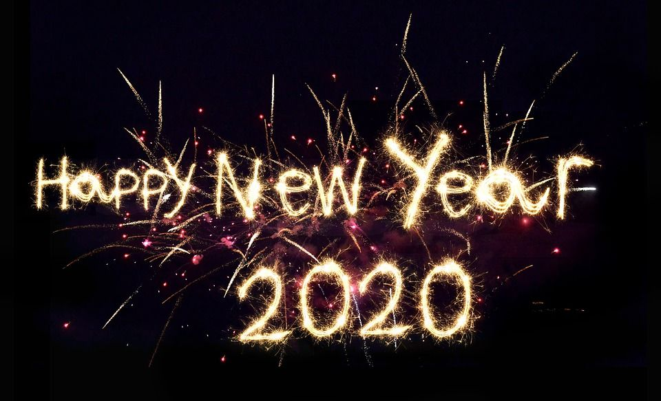 60+Happy New Year Wishes For Friends And Family [2020]