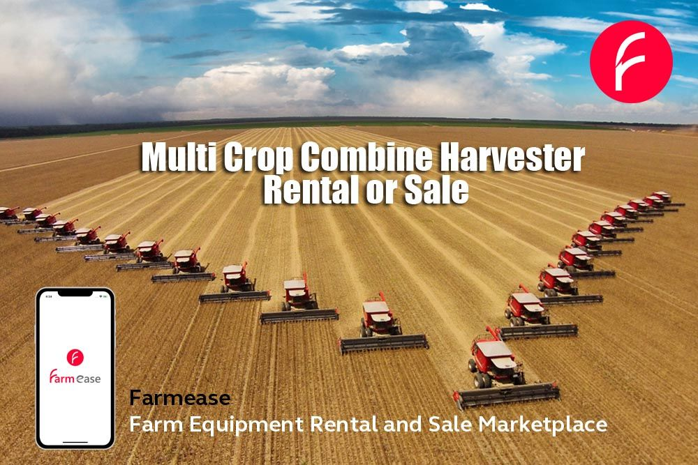 Harvest Equipment Rental and Sale