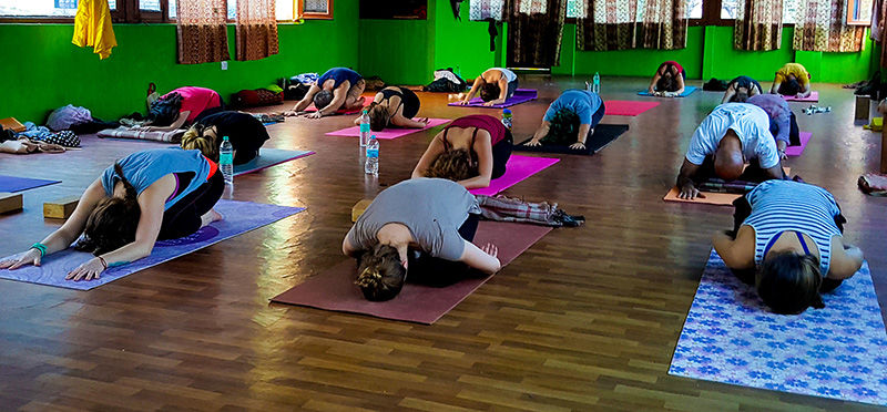 Hatha Yoga Teacher Training RYS 200 - Chandra Yoga International