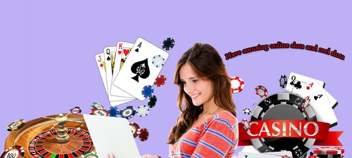 Have amusing online slots and reel slots bonuses offers