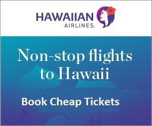Hawaiian Airlines Cheap Tickets